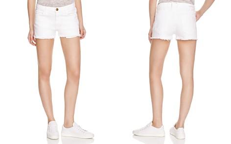 Good Selling Under 70 Dollars Current/Elliott Distressed Mini Shorts Outlet Shop For l1WSljv0