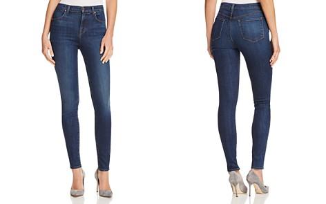 JBRAND Maria High Rise Skinny Leg W/Pocket pants J Brand Outlet Choice Many Kinds Of For Sale JSahoJm8xN