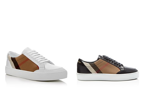 Burberry London Satin Printed Loafers free shipping 2014 newest purchase pre order online 4Ek1s