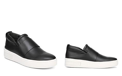 Slip on Sneakers for Women On Sale, Begonia, Leather, 2017, 5 5.5 6 6.5 7 7.5 Prada