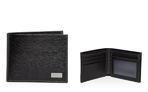 Salvatore Ferragamo Gancini trilfold wallet SuRChc47L