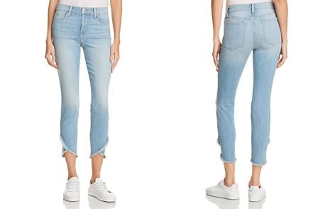 Rag & Bone/jean Woman Marilyn Distressed Boyfriend Jeans Light Denim Size 31 Rag & Bone Discount Online kTrAh9