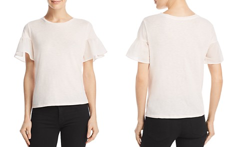 Outlet New Arrival Clearance Eastbay Coast to Coast Tee in Beige Bloomingdale's pHYQD