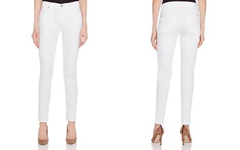 8, Jean Slim Femme, (White 200), W29