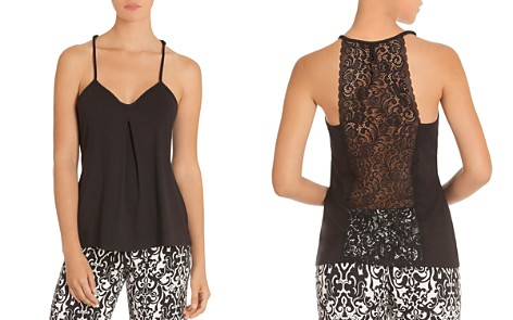 Lace Back Cami In Bloom by Jonquil Amazon Cheap Price Outlet Locations Online Cheap Sale Fast Delivery fvvuaQGw
