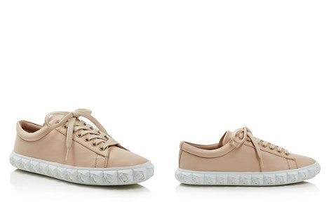 Stuart Weitzman Suede Low-Top Sneakers High-Quality Cheap Cheap Cost YrVnoMqhkl
