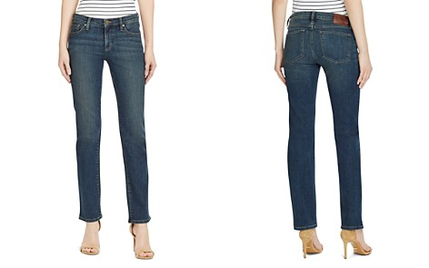 cropped boot cut jeans - Blue Polo Ralph Lauren Free Shipping Professional IDBWpPnME