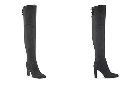Ivanka Trump Saisha Over-the-Knee High-Heel Boots m7oQJTZ