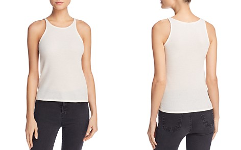 Latest Cheap Price Sale Fake Elizabeth And James knotted front tank Outlet Shopping Online Clearance Low Price Fee Shipping Clearance Recommend SipcAU