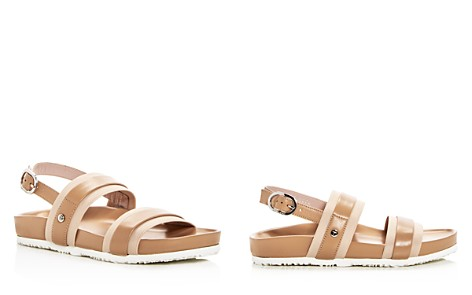 Taryn Rose Park Suede Sandals Best Sale For Sale Cheap Online Store Manchester m0ilXFIC