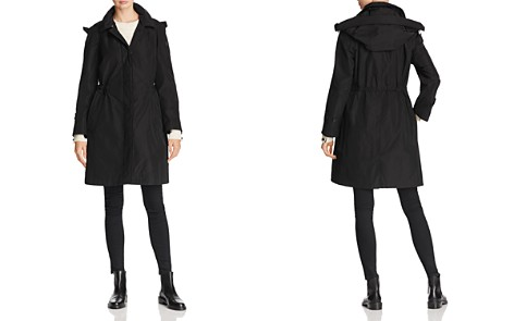 Burberry Long Belted Coat Real Cheap Price Cheap Shop Offer Outlet Store Locations GLau6