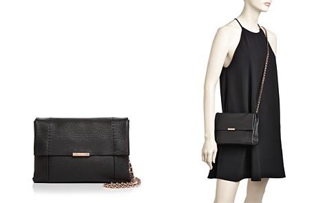 Bar Detail Leather Cross Body Bag Ted Baker nXnJ4c