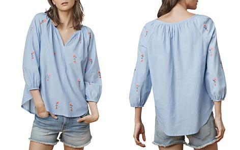 Velvet By Graham & Spencer Woman Jersey Straight-leg Pants Black Size M Velvet How Much Cheap Price npwPWkVX8