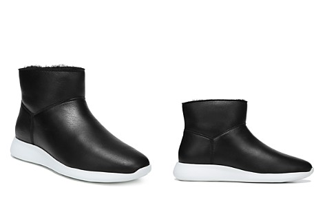 Vince Women's Adora Leather & Shearling Sneaker Boots - Bloomingdale's_2