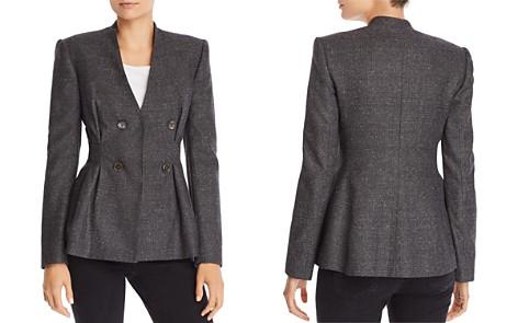 Rebecca Taylor Tailored Herringbone Jacket - Bloomingdale's_2
