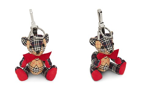 Burberry Thomas Small Scale Check Bear Charm - Bloomingdale's_2