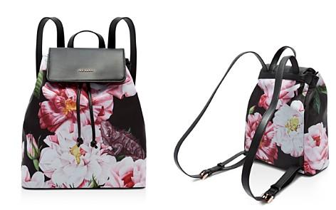 Ted Baker Jullie Iguazu Medium Drawstring Backpack - Bloomingdale's_2