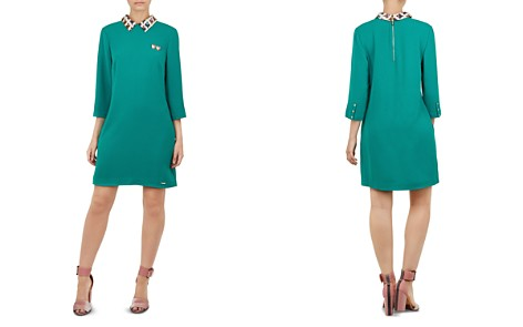 Ted Baker Colour by Numbers Spineli Shift Dress - Bloomingdale's_2