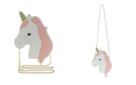 Capelli Girls' Glitter Unicorn Crossbody Bag - Bloomingdale's_2