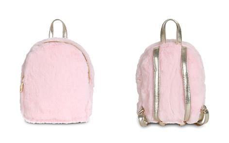 Capelli Girls' Faux-Fur Mini Backpack - Bloomingdale's_2