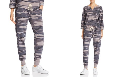 ALTERNATIVE Camo Fleece Jogger Pants - 100% Exclusive - Bloomingdale's_2