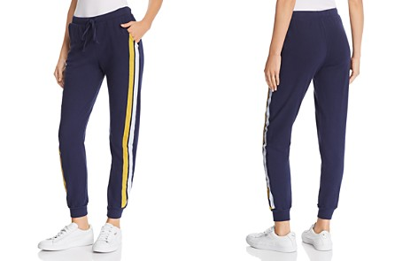 Michelle by Comune Brinnon Stripe Jogger Pants - Bloomingdale's_2