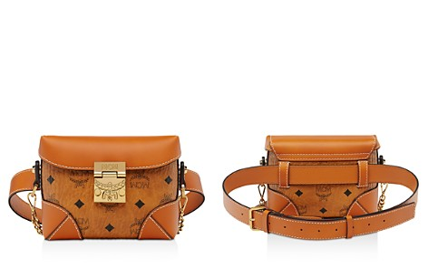 MCM Soft Berlin Small Visetos Belt Bag - Bloomingdale's_2