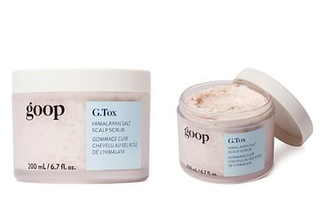 goop G.Tox Himalayan Salt Scalp Scrub Shampoo - Bloomingdale's_2