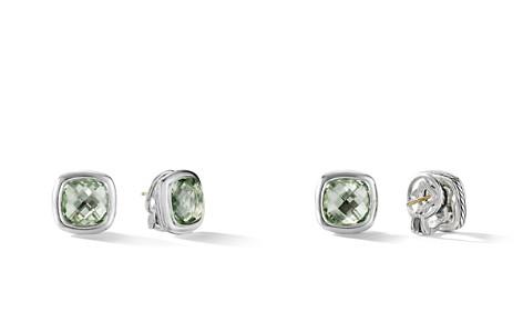 David Yurman Albion Stud Earrings in Prasiolite - Bloomingdale's_2