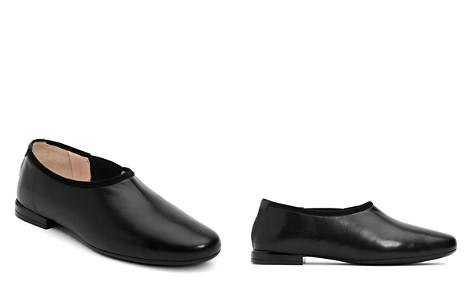 Taryn Rose Women's Elisabetta Leather Flats - Bloomingdale's_2