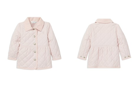 Ralph Lauren Girls' Quilted Barn Jacket - Baby - Bloomingdale's_2