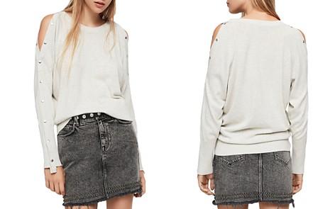 ALLSAINTS Suzie Snap-Sleeve Sweater - Bloomingdale's_2