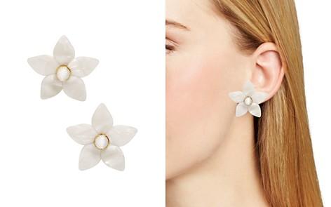 BAUBLEBAR Ashaya Floral Resin Drop Earrings - Bloomingdale's_2
