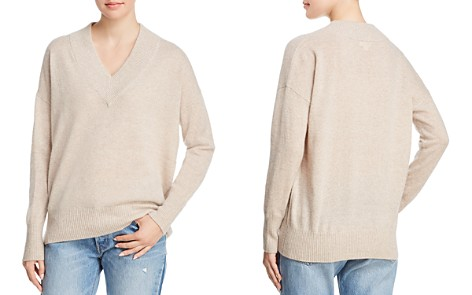 Minnie Rose Drop-Shoulder Cashmere Sweater - Bloomingdale's_2