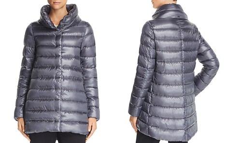 Herno Stand Collar Down Coat - Bloomingdale's_2
