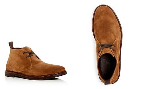 John Varvatos Star USA Men's Zander Suede Chukka Boots - Bloomingdale's_2