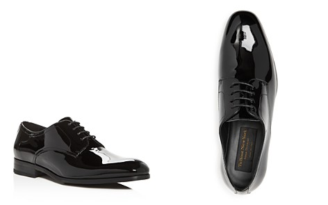 To Boot New York Men's Aalborg Patent Leather Plain Toe Oxfords - Bloomingdale's_2