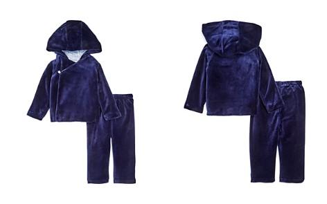 Ralph Lauren Boys' Velour Kimono Hoodie & Pants Set - Baby - Bloomingdale's_2