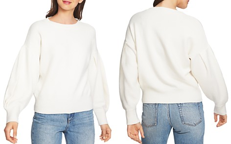 1.STATE Blouson-Sleeve Sweater - Bloomingdale's_2