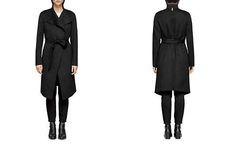 Mackage Leora Belted Wool Coat - Bloomingdale's_2