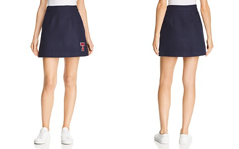Tommy Jeans Logo-Patch Skirt - Bloomingdale's_2