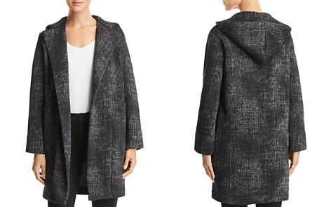 Capote Fleece Hooded Open-Front Jacket - Bloomingdale's_2