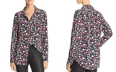 Equipment Slim Signature Floral Shirt - Bloomingdale's_2