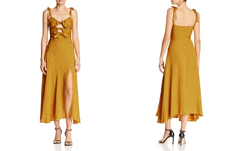 Bec & Bridge Sun Valley Knot-Front Midi Dress - Bloomingdale's_2