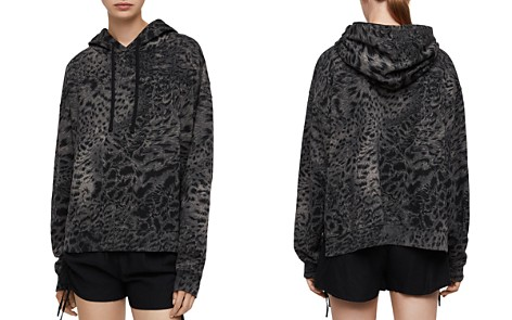 ALLSAINTS Lo Paw Leopard Print Hooded Sweatshirt - Bloomingdale's_2
