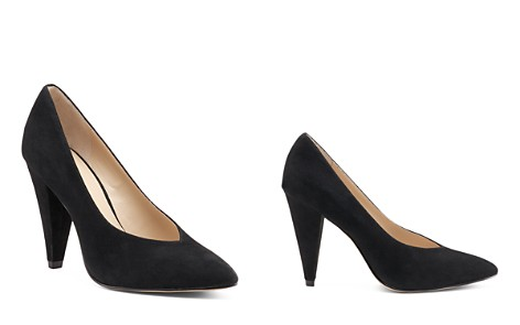 Botkier Women's Lina Pointed Toe Suede Pumps - Bloomingdale's_2