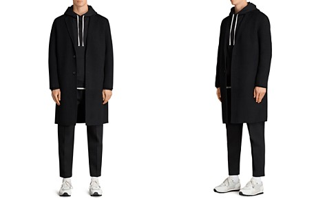 ALLSAINTS Foley Oversized Coat - Bloomingdale's_2