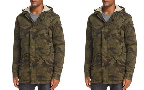 Superdry New Military Camouflage-Print Parka - Bloomingdale's_2