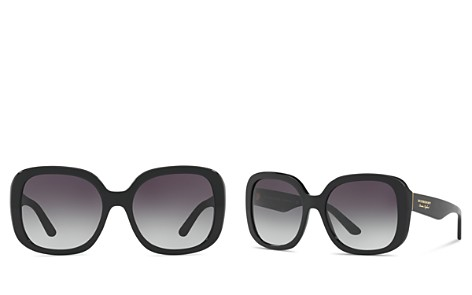 Burberry Square Sunglasses, 56mm - Bloomingdale's_2