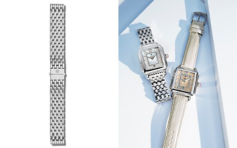 MICHELE Deco Stainless Steel 7-Link Watch Bracelet, 18mm - Bloomingdale's_2